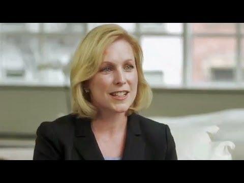 Senator KIRSTEN GILLIBRAND on Being a Working Mom || THE CONVERSATION WITH AMANDA DE CADENET