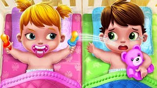Fun Baby Care Kids Game - Baby Twins Babysitter - Play Dress Up & Makeover Care Baby Games