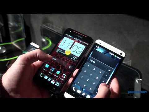 HTC One vs HTC Droid DNA (Butterfly)