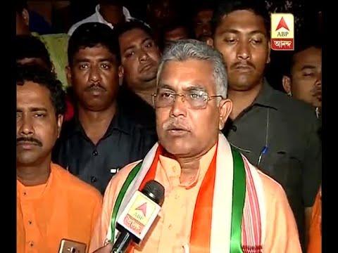 Panchayat Polls: Diilp Ghosh attacks TMC govt after HC verdict