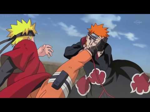 Naruto vs Pain AMV (FLOW - Sign)