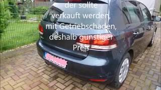 Autoverkauf VW Golf 6 VI bei Kleinanzeigen ebay - mit diesen Erfahrungen nie wieder
