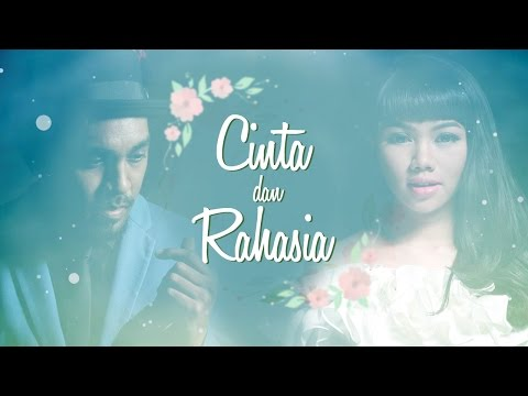 Yura Yunita ft. Glenn Fredly - Cinta dan Rahasia ( Official Lyrics Video)