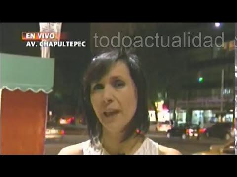 Temblor en México D.F - Mayo 2014
