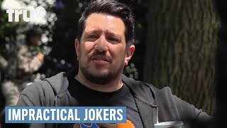 Impractical Jokers - Sal's Wife Is Dunking Again | truTV