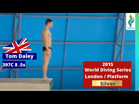 2015 Tom Daley GBR - 307c - Platform - WDS London