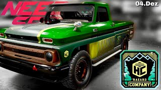 Need for Speed Payback - Fundort Stillgelegtes Auto: Holtzman Chevrolet C10 | 04. Dez