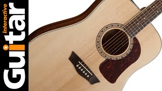 Washburn HD10s Acoustic | Review | Guitar Interactive Magazine