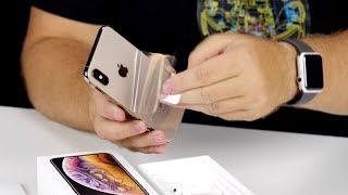 Распаковка iPhone XS - почему это новый iPhone 5S