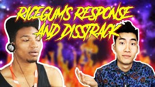 ETIKA REACTS TO RICEGUMS RESPONSE TO IDUBBBZ CONTENT COP [STREAM HIGHLIGHTS]