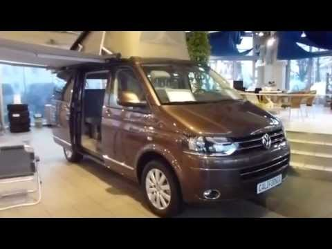 2013 VW T5 California Comfortline 2.0 TDI CR-Diesel * see also Playlist