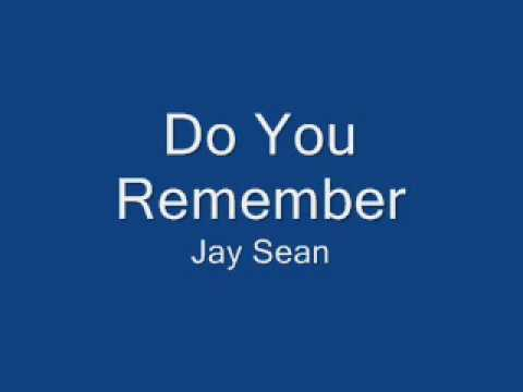 Do You Remember- Jay Sean Ringtone