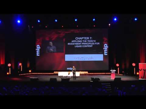 Keynote: Jonathan Mildenhall, The Coca-Cola Company - MIPTV 2012