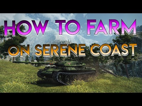 How To Farm Damage on Serene Coast.