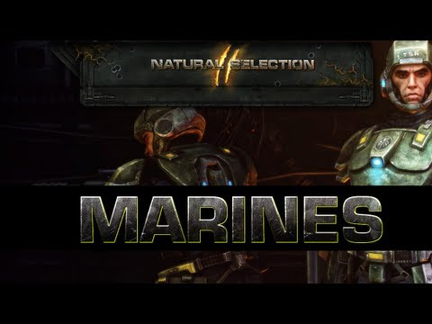 Natural Selection 2 Coverage - Marines