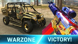 Call of Duty Warzone - VICTORY in Verdansk WINS Live  #WithMe