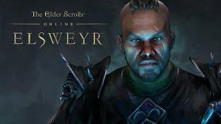 Elder Scrolls Online - Eswyer Expansion Announcement Cinematic Teaser