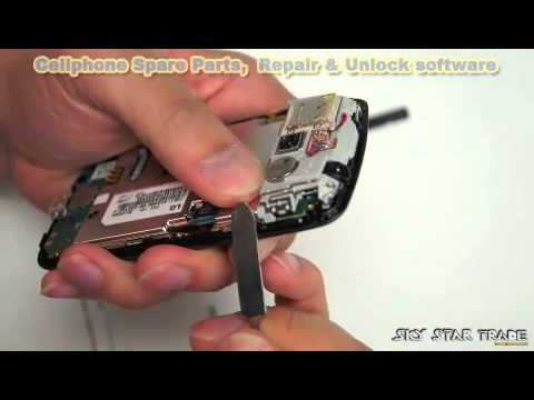 LG Optimus T/P500/P509 Screen Disassemble/Take Apart/Repair Video Guide