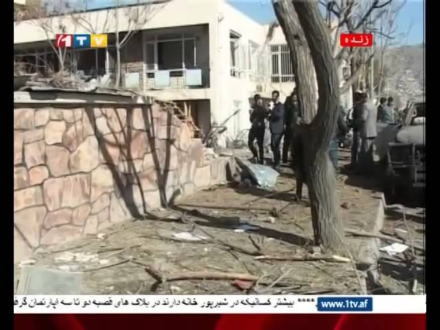 1TV Afghanistan Pashto News 19.11.2014