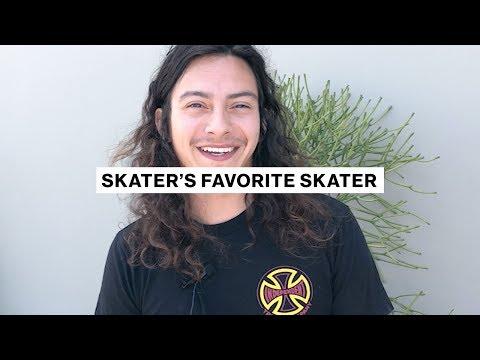 Skater's Favorite Skater | Cole Wilson