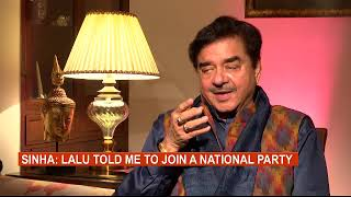 UpFront With Karan Thapar, March 28 | The Shatrughan Sinha Interview