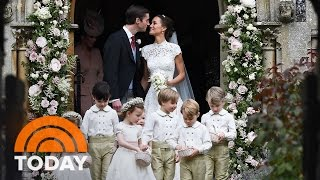 Pippa Middleton's Wedding: An Inside Look At The Dress And Royal Guests | TODAY