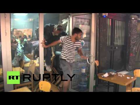 Turkey: Violence returns to Istanbul on Gezi park anniversary