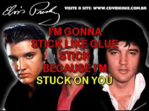 Elvis Presley   Stuck On You