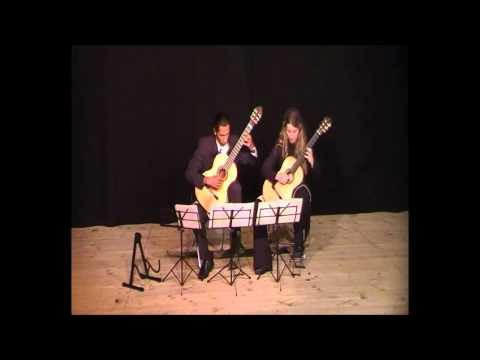 Tango Milonga y Final - Maximo Diego Pujol - Duo Rozado Ghilione