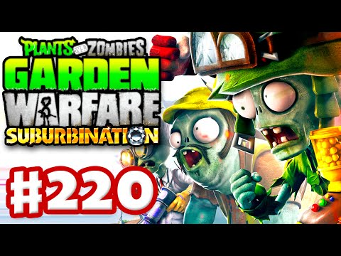Plants vs. Zombies: Garden Warfare - Gameplay Walkthrough Part 220 - Gardens & Graveyards! (PC)