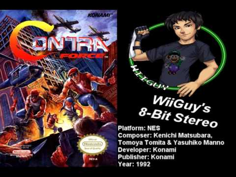 Contra Force (NES) Soundtrack - Stereo