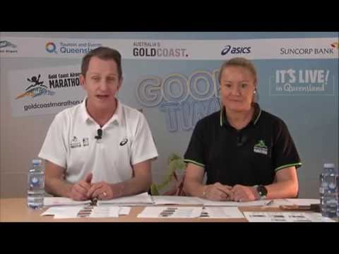 2016 Gold Coast Airport Marathon | Webcast Replay