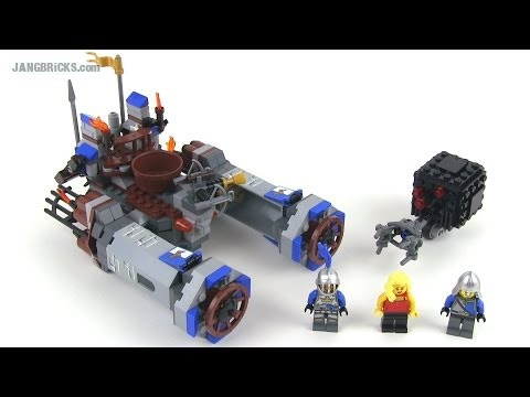 LEGO Movie set review: Castle Cavalry 70806!
