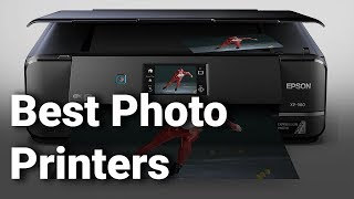 10 Best Photo Printers 2019 - Do Not Buy Photo Printer Before Watching this video - Detailed Review