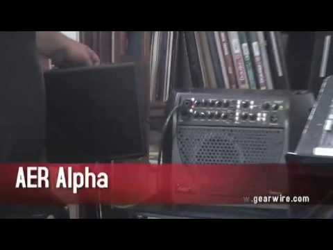AER Alpha: Tiny Amp Has Big Responsibility