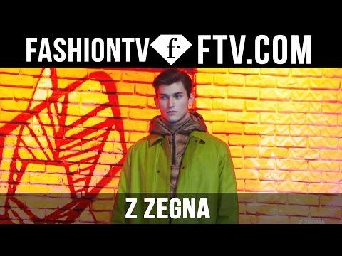 Z Zegna F/W 16-17   Milan Fashion Week : Men F/W 16-17   FTV.com