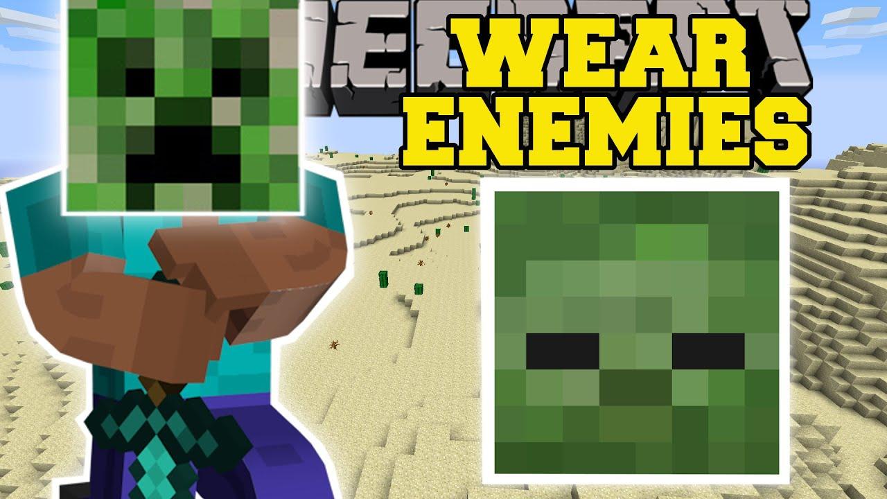 Minecraft Wear Your Enemies