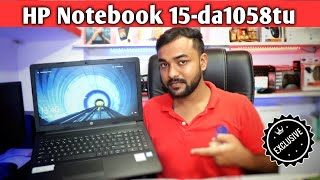 Best Laptop Under 45,000 Rupees ( July, 2019 ) HP Notebook 15-da1058tu Complete Review, ALL-ROUNDER