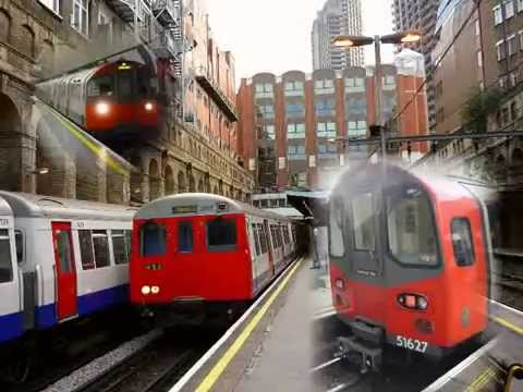 Traffic World: London Underground