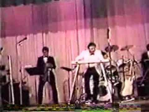 The Johnny Farina Band - Rebel Rouser
