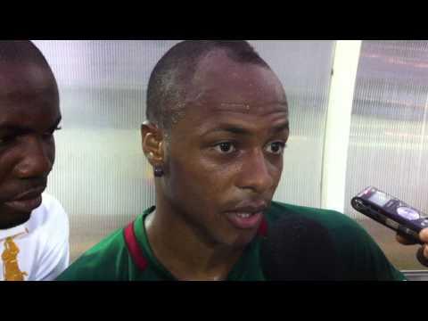 Andre Ayew feeling Senegal pain