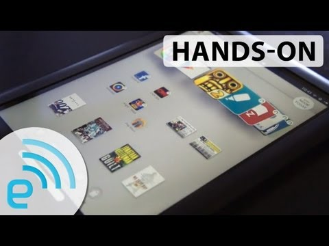 Google Play for Nook HD and HD+ hands-on   Engadget