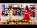 Official Flashmob Señorita Kolaveri Madrid 2012 (Watch in 720p)