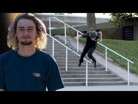 HENRY GARTLAND RAW & UNCUT: TIL THE END VOL. 4 | Santa Cruz Skateboards
