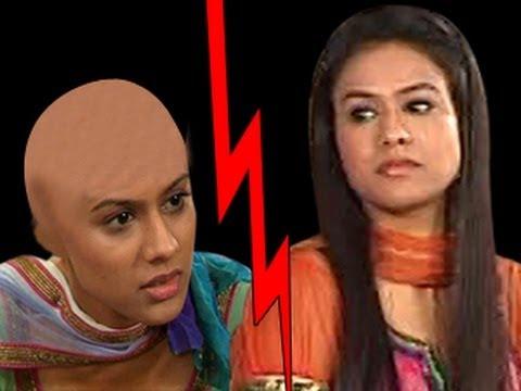 Nia Sharma Affected By Manvi In Ek Hazaaron Mein Meri Behna Hain 5th July 2012 video