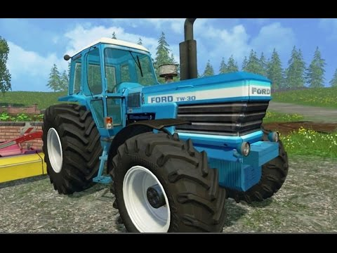 Ford Farming Simulator 2015 Farming Simulator 2015 Mod