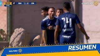 Resumen: Deportivo Binacional vs. Sporting Cristal (1-1)