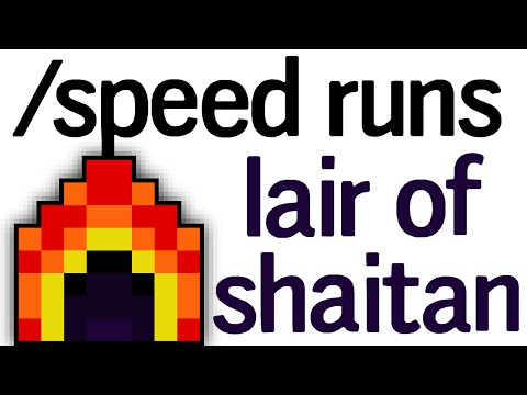 Speed Runs on Lair of Shaitan - RotMG