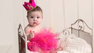 Ayla 6 Months | Akron Baby Photographer