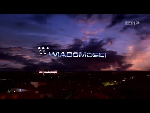 Czołówki Wiadomości TVP 2015-2016 (wszystkie 8 Wersji)